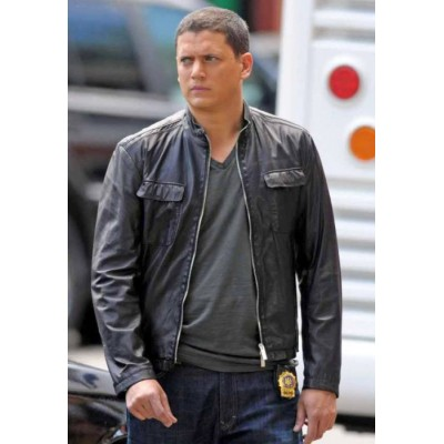 Law and Order SVU Wentworth Miller Jacket