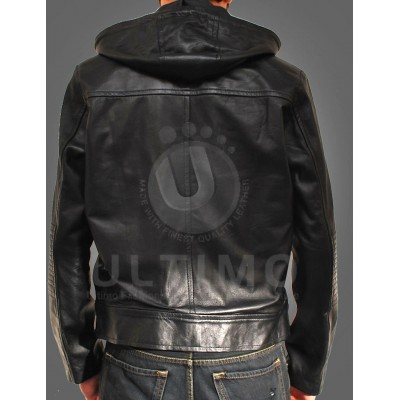 Mission Impossible 4 Leather Jacket