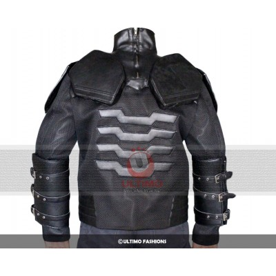 Nightwing Danny Shepherd High Quality Real Leather Jacket