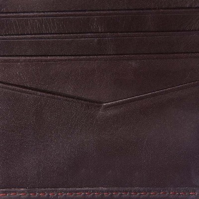 Wallet Leather Card Case