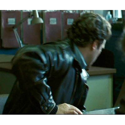 We Own the Night Joaquin Phoenix Leather Jacket